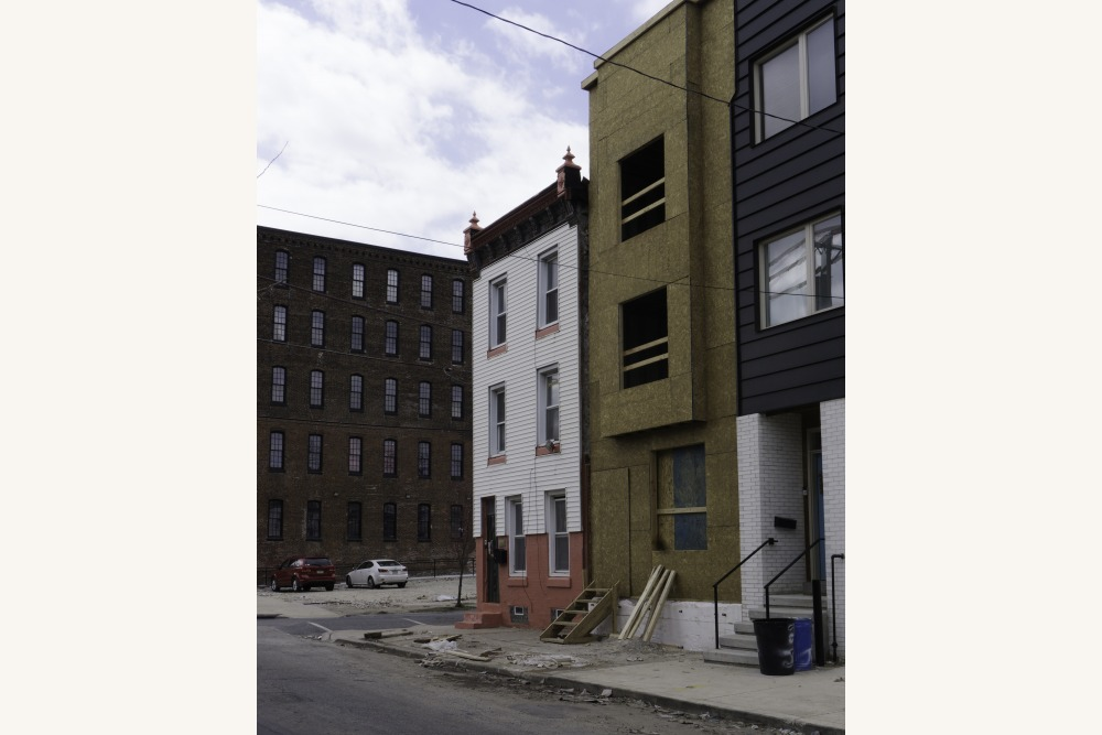 Alexander (AJ) Adriance: Architecture of Gentrification