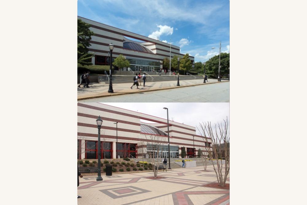 Jenise Harden: Clark Atlanta University