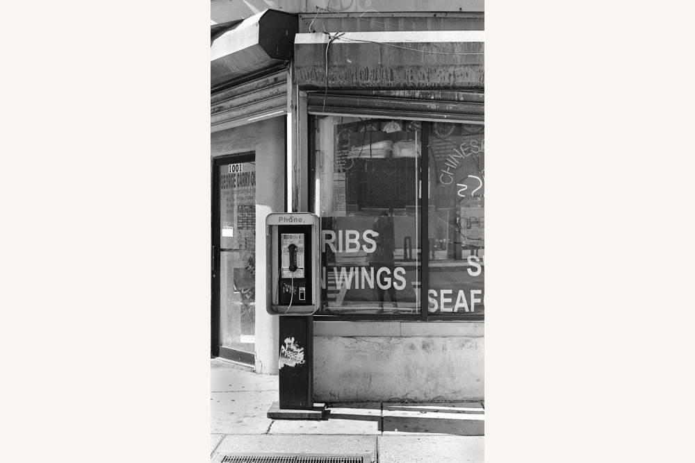 Jean Vozella: Ribs & Wings