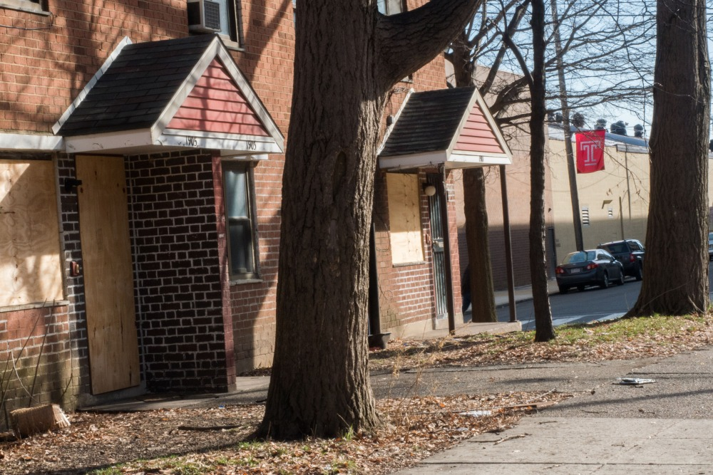Bridget McKenna: Norris Public Housing