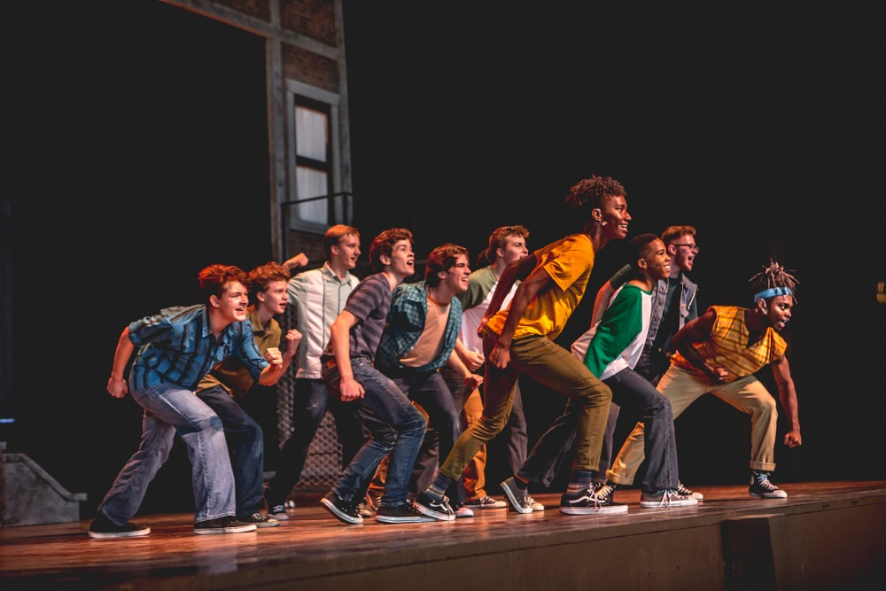 YPCS West Side Story 2018