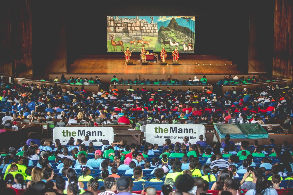 YPCS Inca Son 2018 crowd