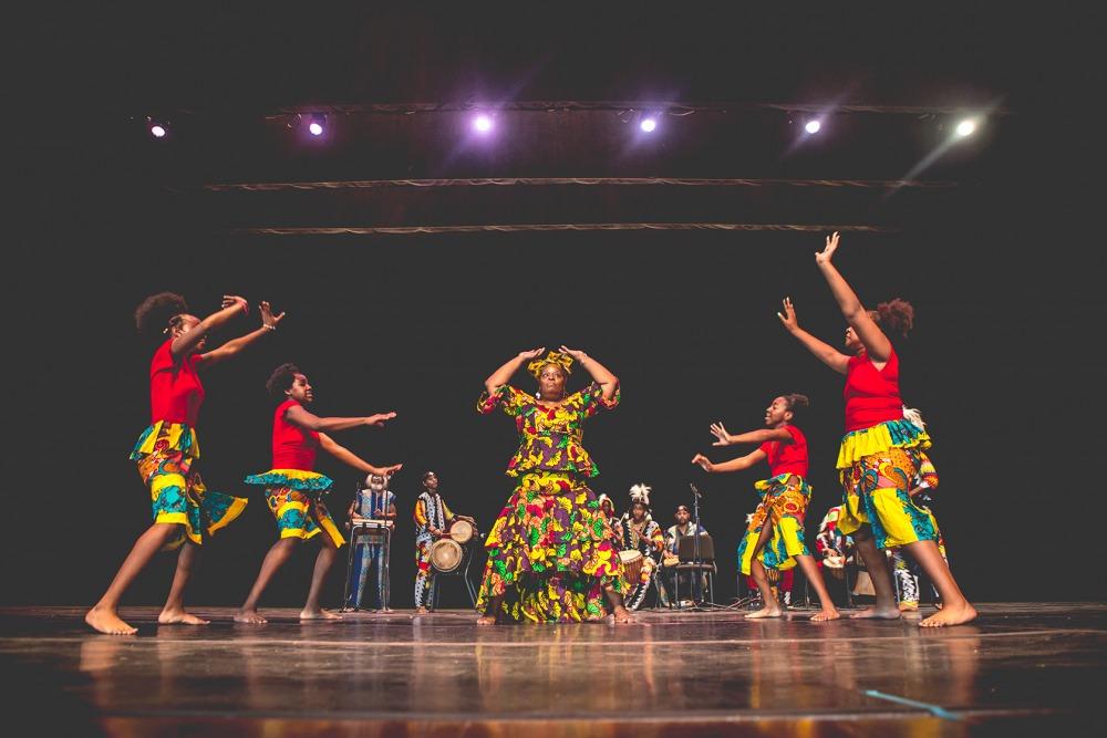 YPCS 2018 Global Footwork Universal African Dance & Drum