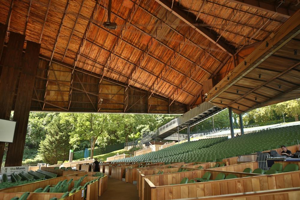 Pavilion Seating