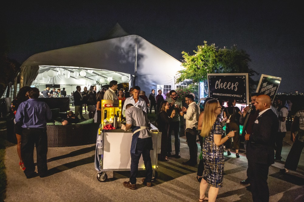NACE Dining in the Dark Event