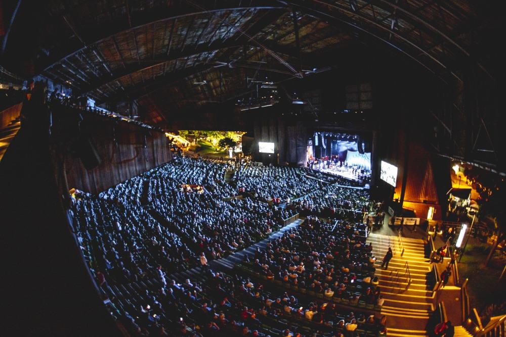 TD Pavilion 2019