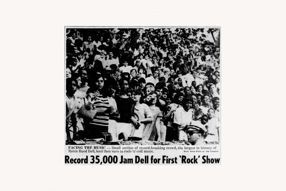 Philadelphia Daily News coverage, 1967