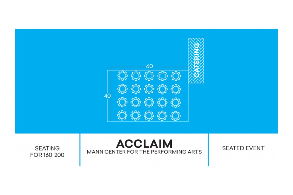 CAD Drawing for Acclaim Tent