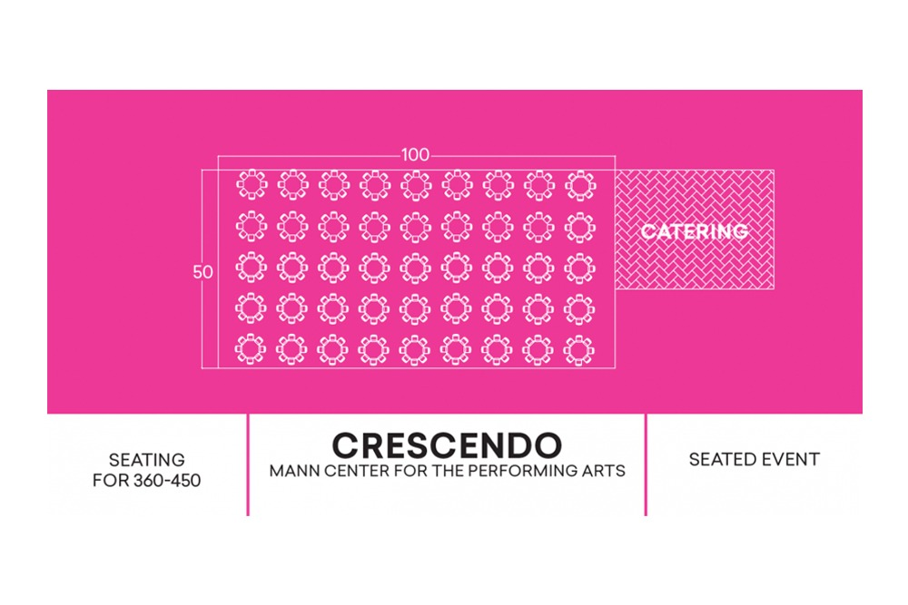 CAD Drawing for Crescendo Tent