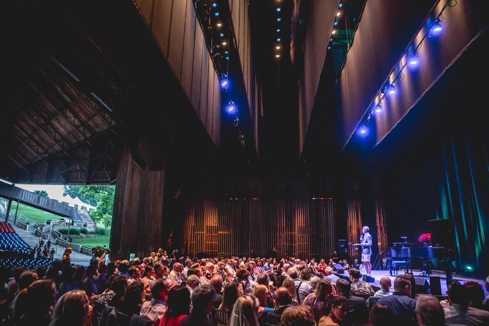 TD Pavilion Private Event