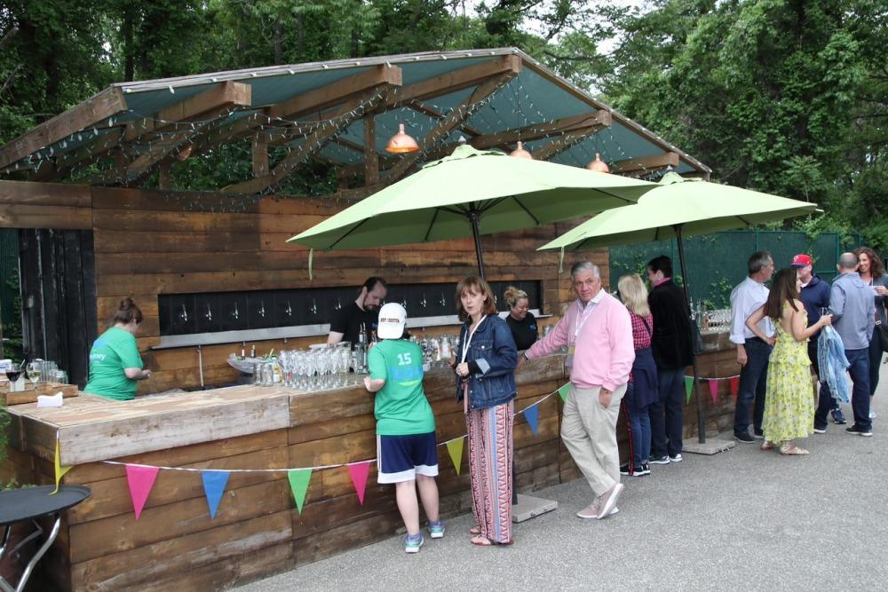 Picnic Grove Beer Garden