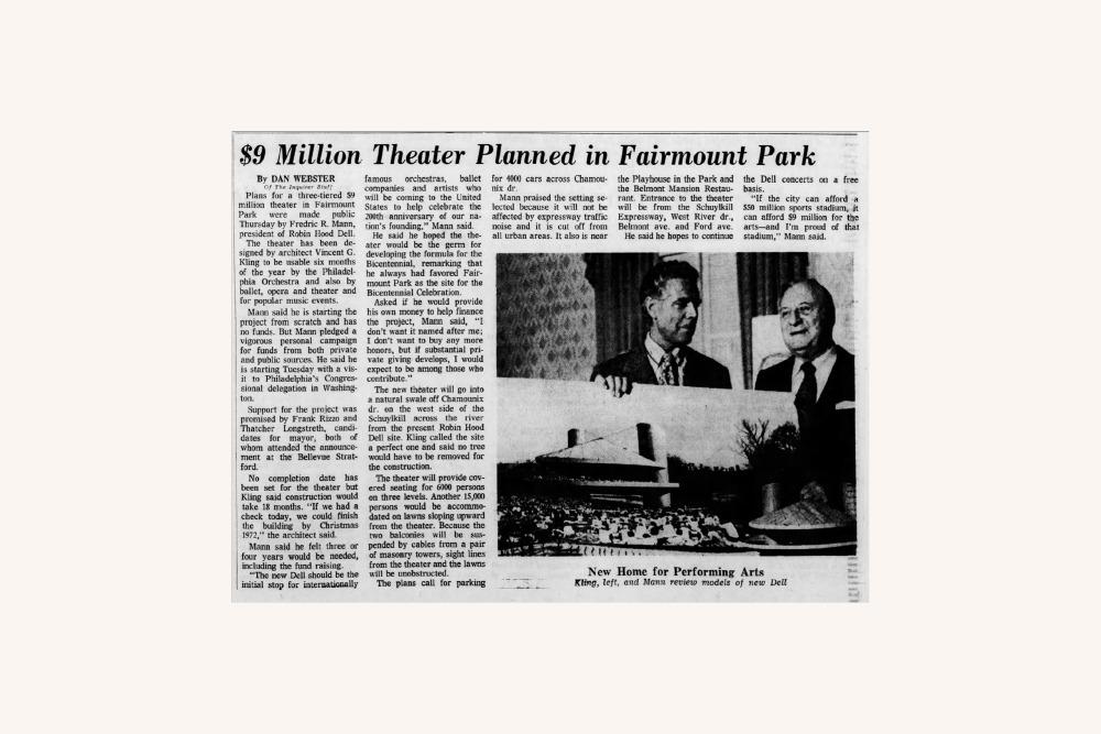 Philadelphia Inquirer May 21, 1971