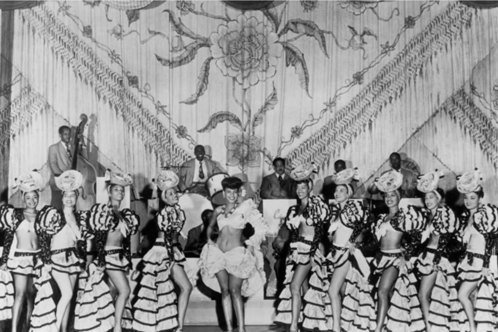 Photo of Hortense Allen Dancers