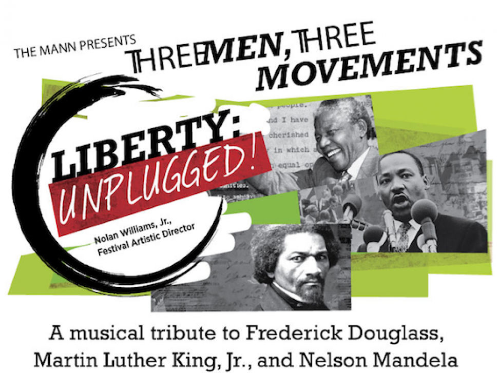 Liberty Unplugged poster