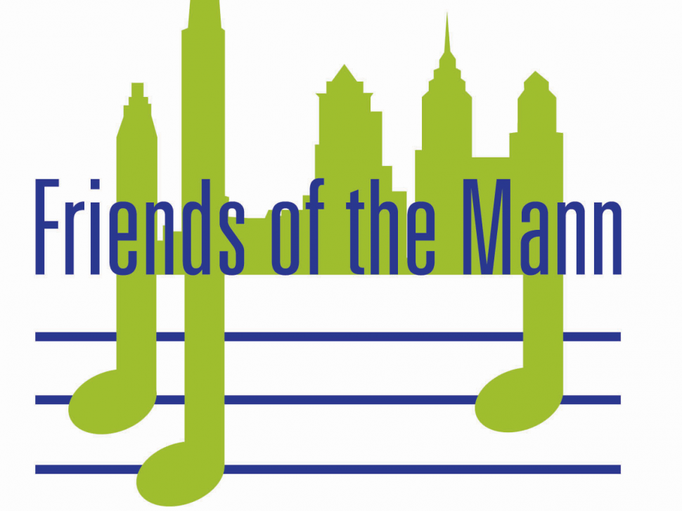 Friends of the Mann Large Logo