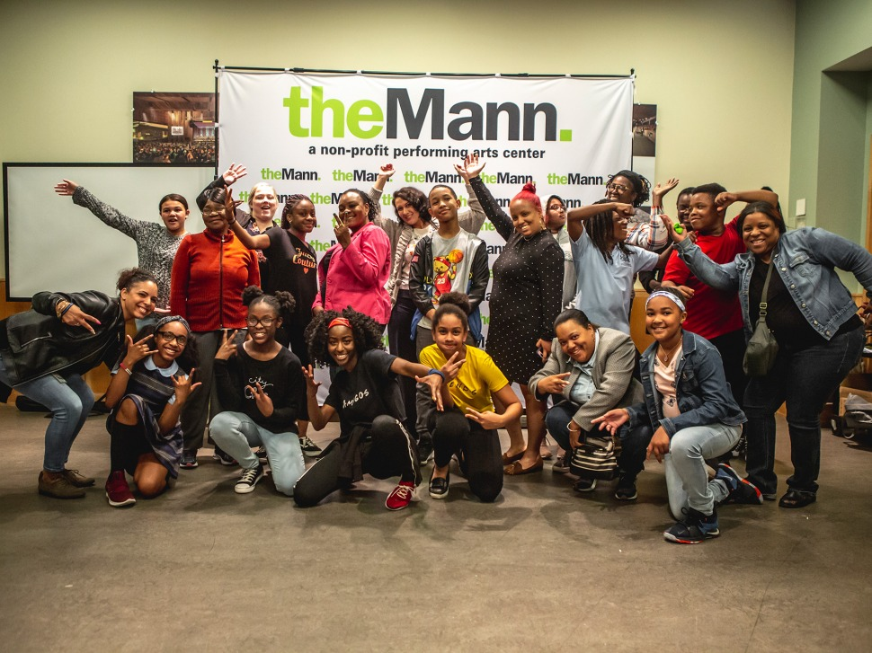 Photo of the Mann's Fellowship Program