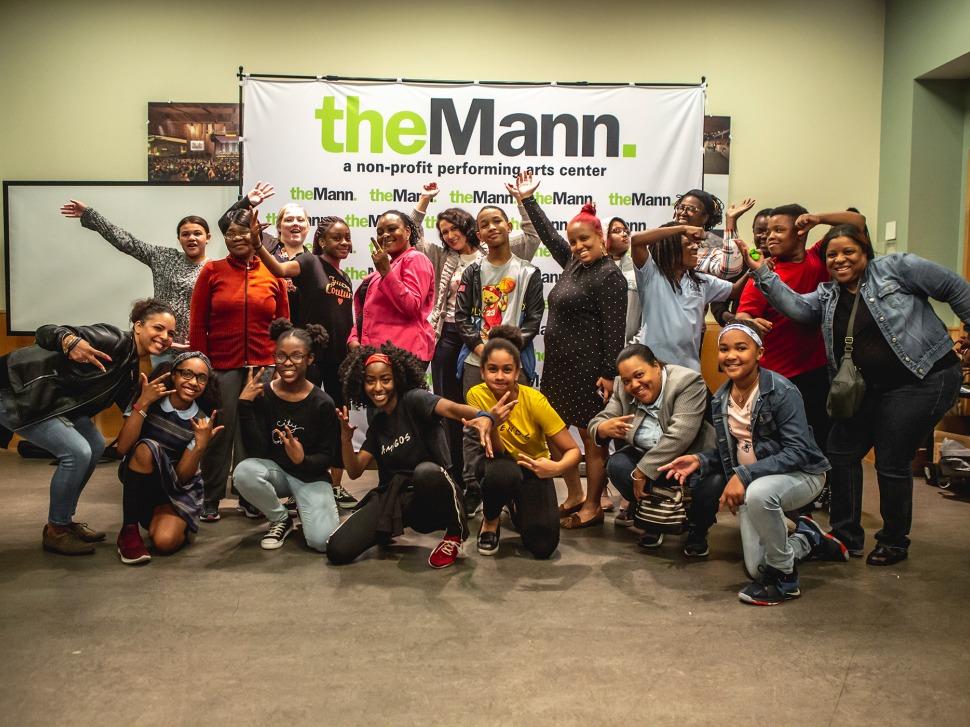 Photo of the Mann's Fellowship Program