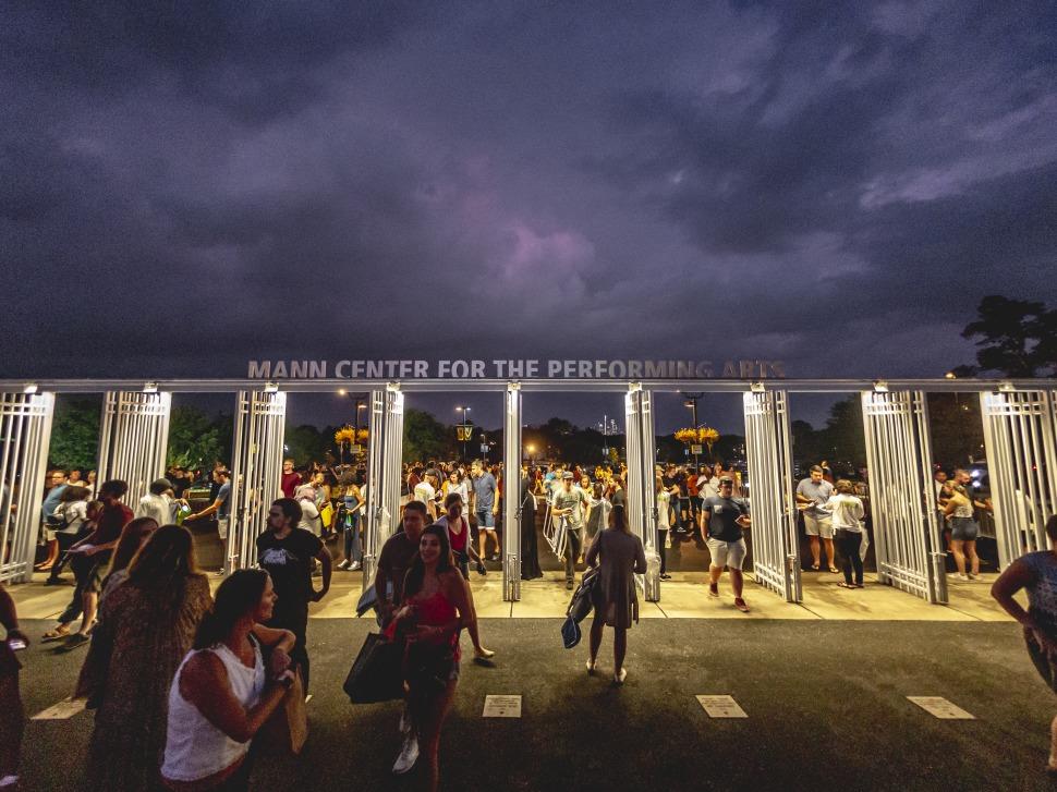 Main Gates 2019