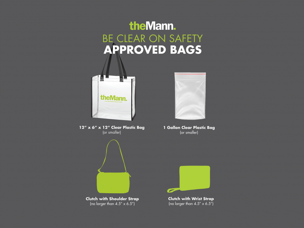 Bag Policy 2021