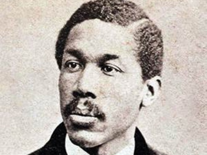 Photograph of Octavius Catto