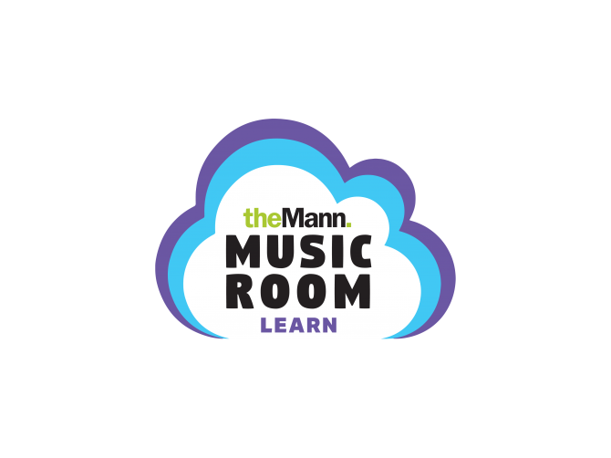 Mann Music Room Learn CIRCLE logo