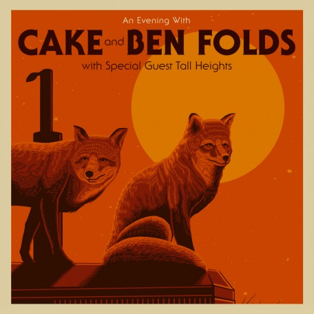 ben folds and cake