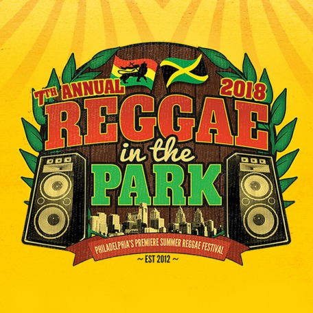 reggae in the park 2018