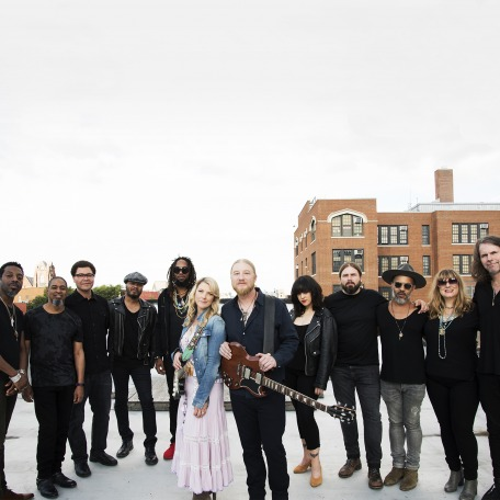 Tedeschi Trucks Band Promo Photo