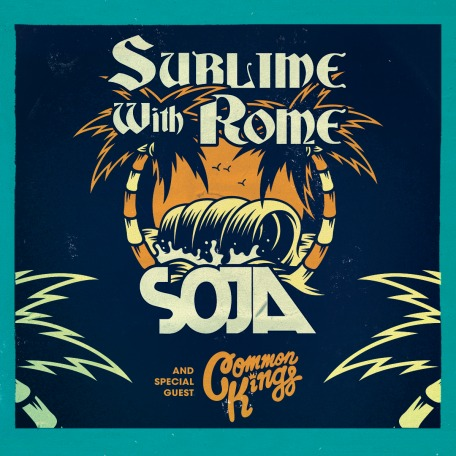 Sublime with Rome 2019 Tour Admat