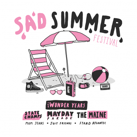 Sad Summer Fest admat