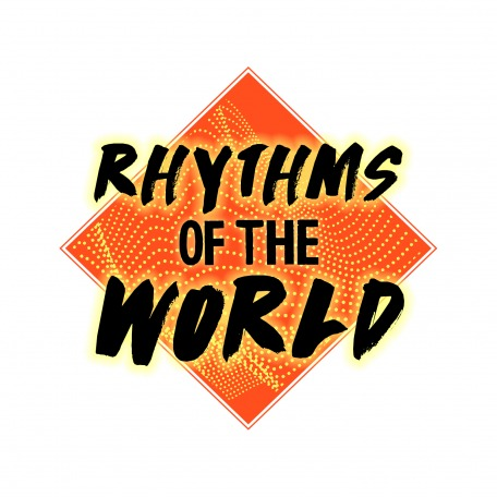 Rhythms of the World logo