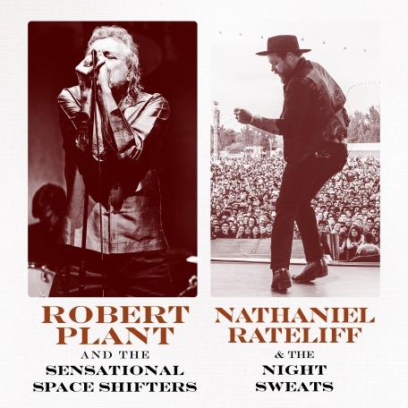 Robert Plant & Nathaniel Rateliff admat