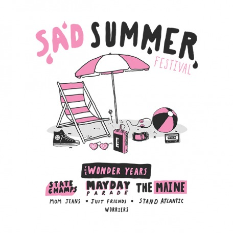 Sad Summer Fest admat