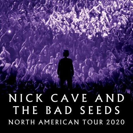 Nick Cave & The Bad Seeds Admat