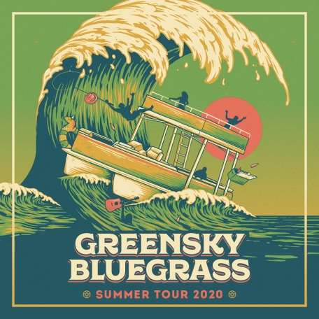 Greensky Bluegrass Admat