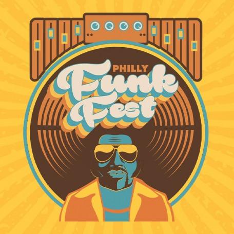Philly Funk Fest Admat