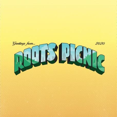 Roots Picnic 2020 Logo