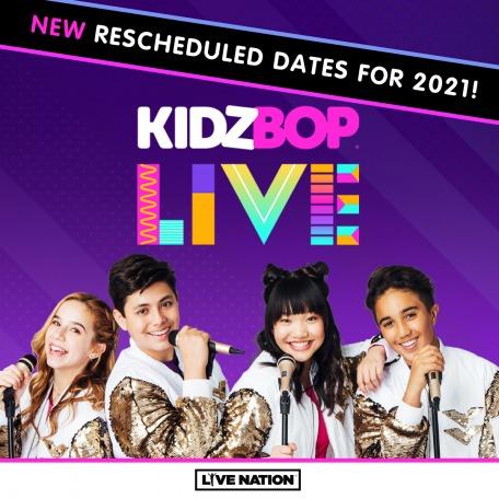 Kidz Bop Live 2021