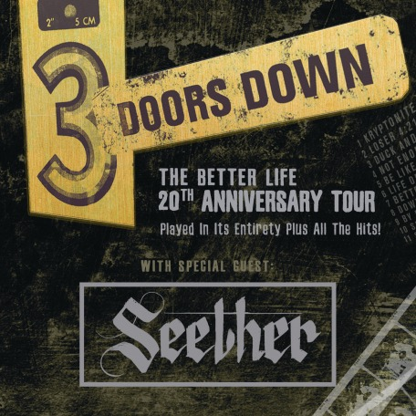 3 Doors Down Admat