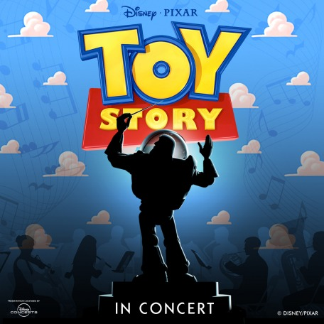 Disney and Pixar's Toy Story in Concert with The Philadelphia Orchestra