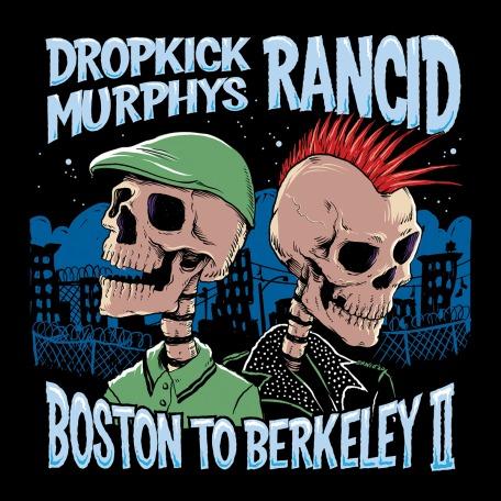 Dropkick Murphys & Rancid Admat