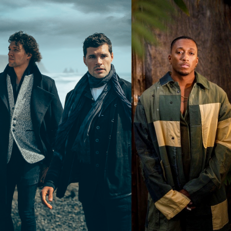 For King and Country and Lecrae