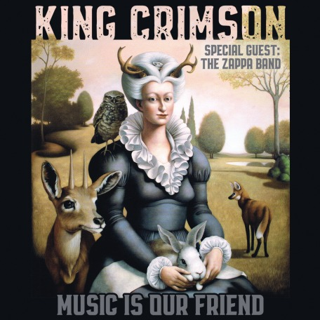 King Crimson 2021 Admat