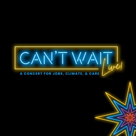 Can't Wait Live Admat