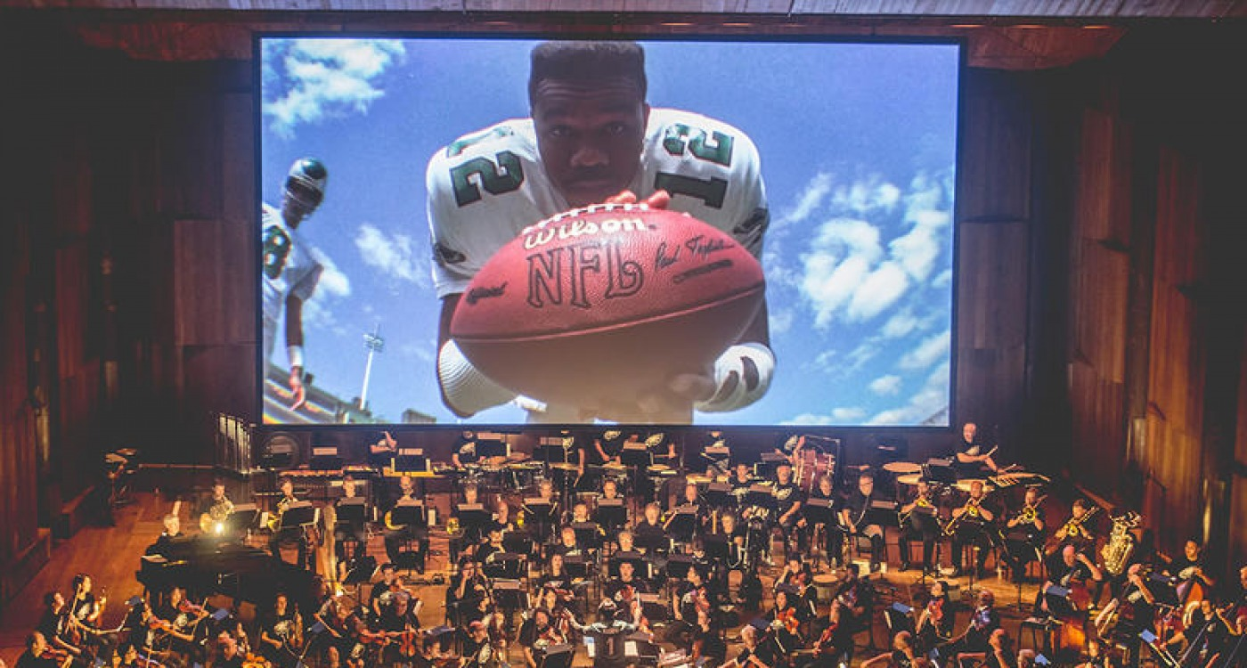 Mann NFL Films