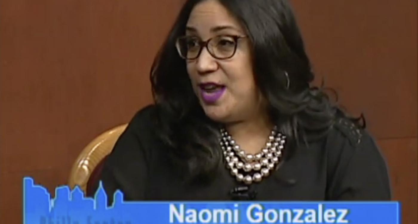 Naomi Gonzalez on Philly Factor