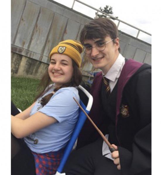 Kana and Potter