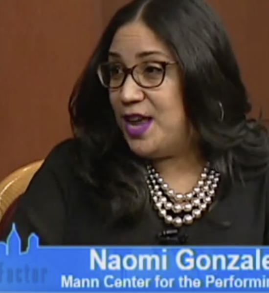 Naomi Gonzalez on Philly Factor