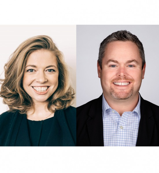 Two New Vice Presidents - Anne Marie Rhoades & Jason Guy