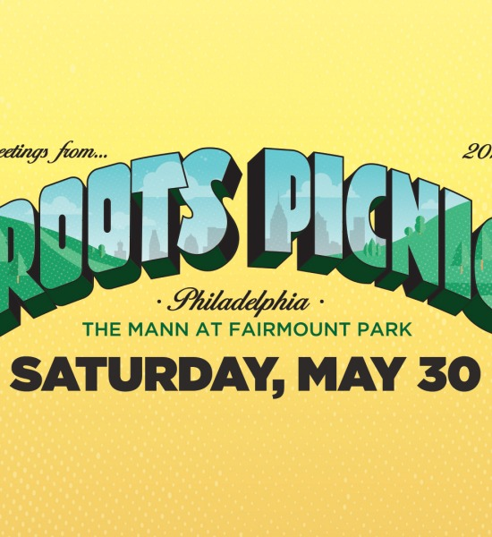 Roots Picnic 2020 Banner